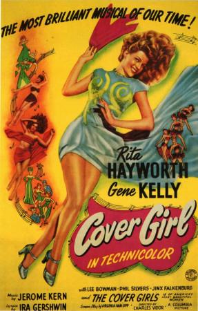 Cover Girl Masterprint