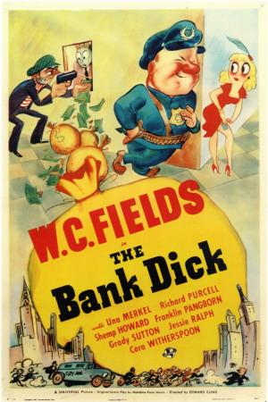 The Bank Dick Masterprint