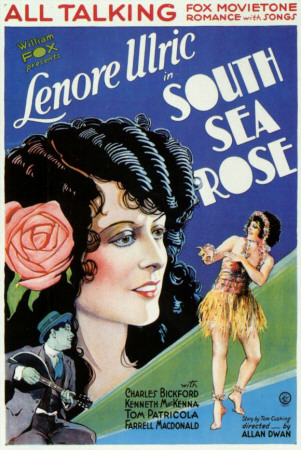 South Sea Rose Masterprint