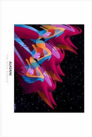 Head Banger Masterprint by Ausgang Anthony