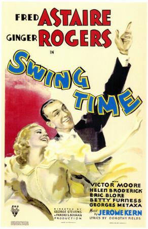 Swing Time Masterprint
