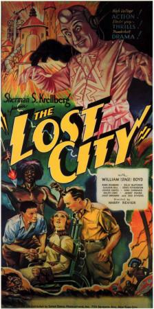 Lost City Masterprint