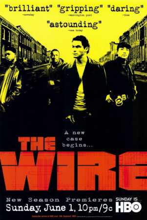 The Wire Tryckmall