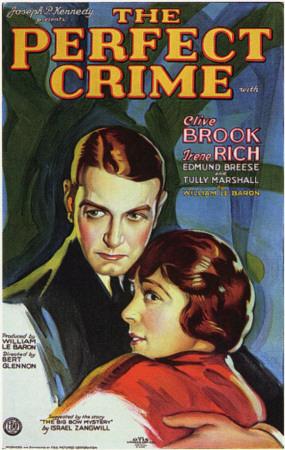 Perfect Crime Masterprint