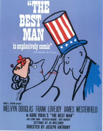 The Best Man Masterprint