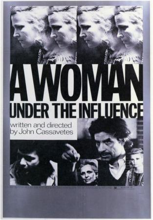 A Woman Under the Influence Masterprint