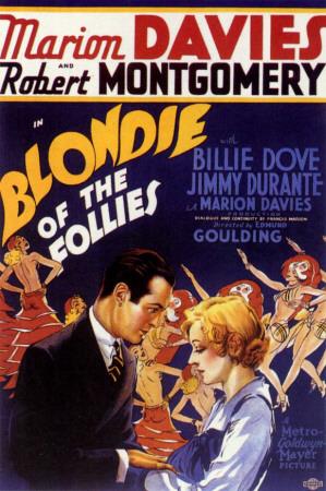 Blondie of the Follies Masterprint
