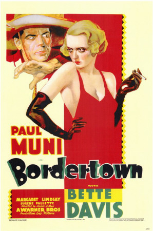 Bordertown Masterprint