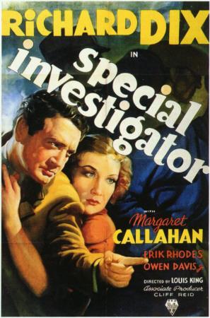 Special Investigator Masterprint