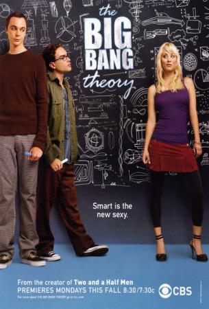 The Big Bang Theory Masterprint