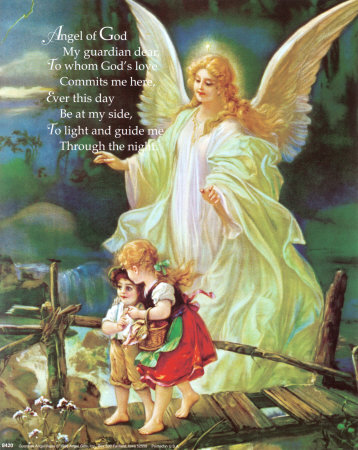 Angel of God, My Guardian Dear Posters at AllPosters.