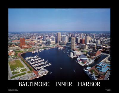 Baltimore, Maryland 高品質プリント : マイク・スミス