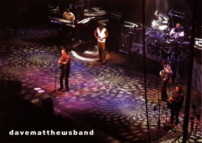 Dave Matthews Band Affiche