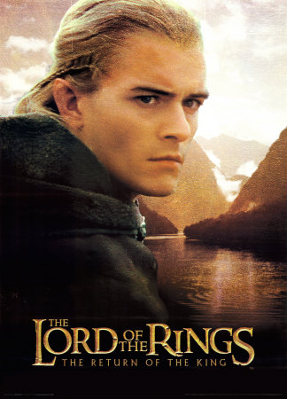 The Lord of the Rings - Return of the King Giant Poster