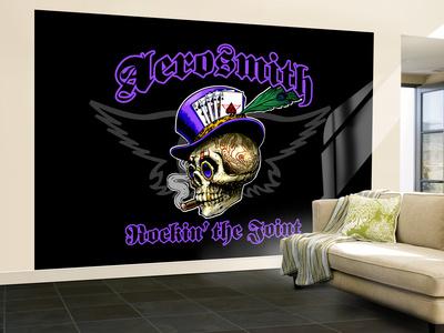 Aerosmith - Rockin' the Joint Wall Mural – Large