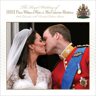 The Royal Wedding-2012 Calendars
