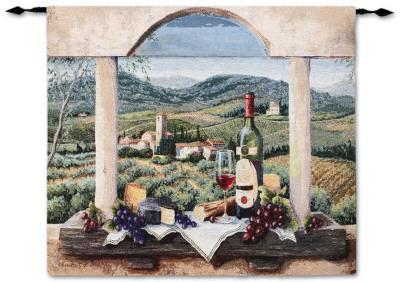 Vin de Provence Tapiz