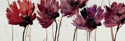 Blushing Blooms Prints by Natasha Barnes