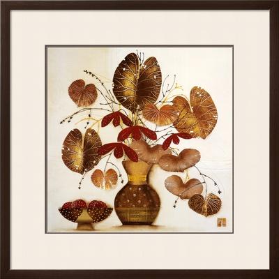 Amazona II Art by Margaret Hughlock