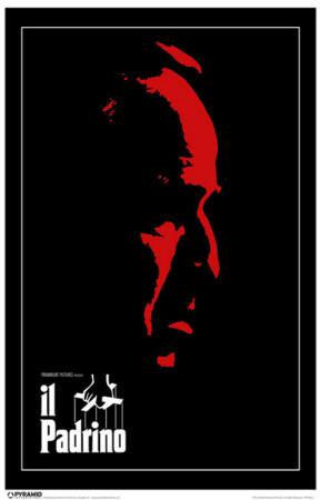 Godfather - Il Padrino Masterprint
