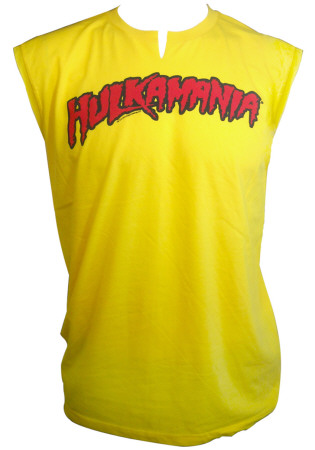 Muscle Tank: Hulk Hogan - Hulkamania T-Shirt