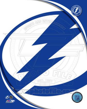 Tampa Bay Lightning 2011 Team Logo Photo