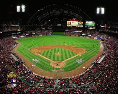 Busch Stadium Game 1 of the 2011 World Series (1) Photo