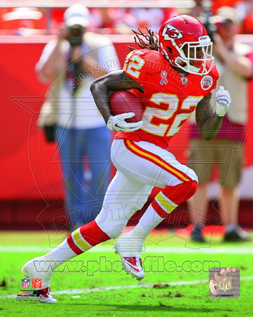 Dexter McCluster 2011 Action Fotografa