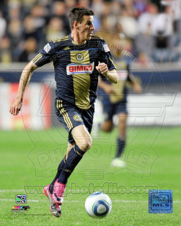 Sebastien Le Toux 2011 Action Photo