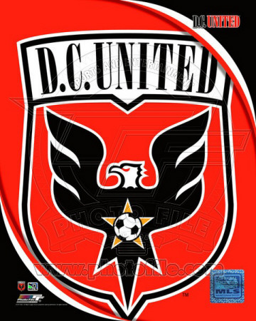 2011 DC United Team Logo Photographie