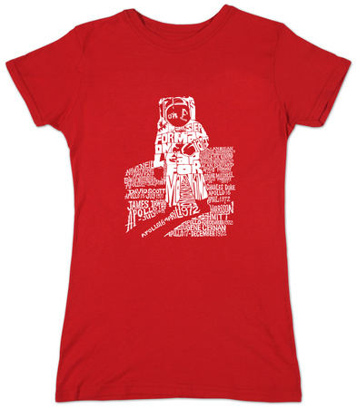 Juniors: Astronaut Shirt