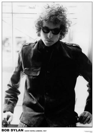 Bob Dylan-Savoy Hotel 1967 Prints