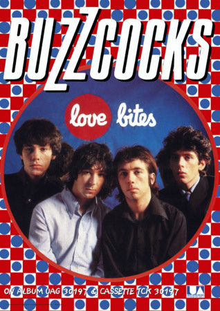Buzzcocks-Love Bites Posters