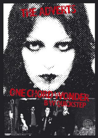 Adverts-One Chord Wonder Prints