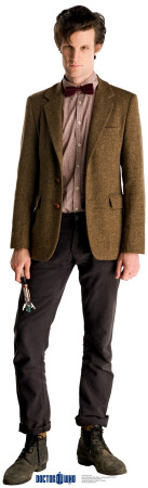 The Doctor 2 - Doctor Who Cardboard Cutouts