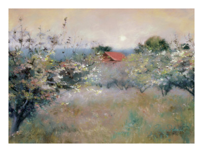 Apple Orchard Prints by Esther Engelman