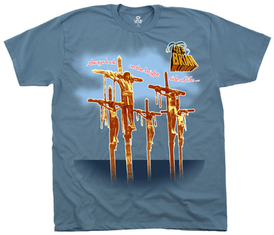 Monty Python- Bright Side Of Life Camiseta