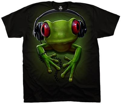 Frog Rock Skjortor