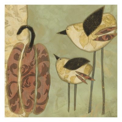 Harvest Chicks Prints by Carol Kemery
