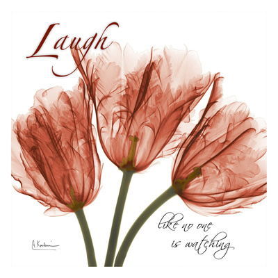 Tulips Laugh Kunstdruck