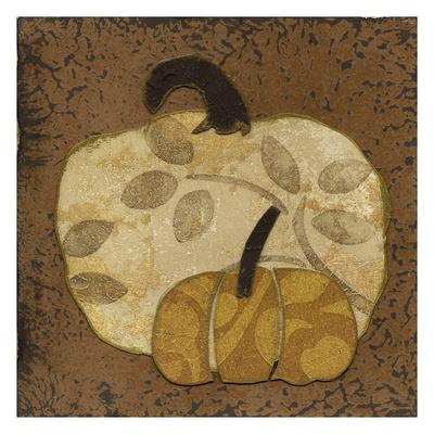 Harvest Pumpkins I Posters by Carol Kemery
