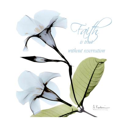 Mandelilla Faith Print by Albert Koetsier