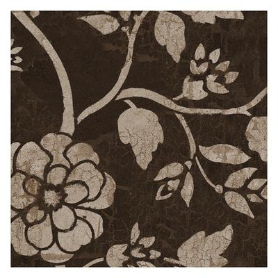 Soft Brown Blooms II Posters by Carol Kemery