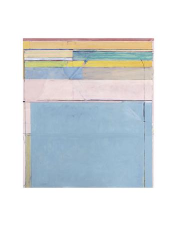 オーシャン・パーク116, 1979 高画質プリント : リチャード・ディーベンコーン