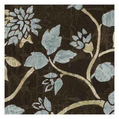 Soft Blue Blooms Prints by Carol Kemery