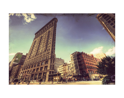 Flat Iron Prints by Eric Wood
