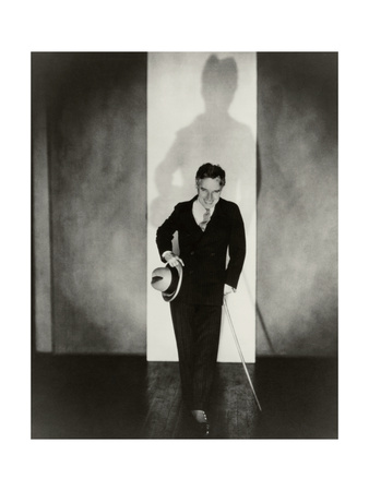 Vanity Fair - October 1926 Regular Photographic Print by Edward Steichen