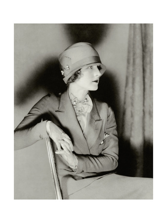 Vanity Fair - October 1926 Photographie
