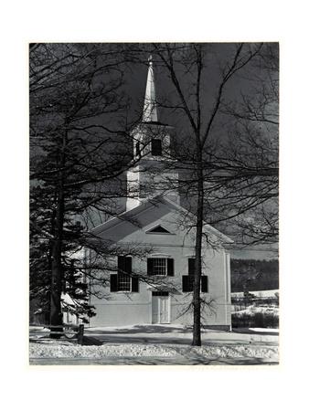 Vogue - February 1951 Photographic Print by Musya S. Sheeler