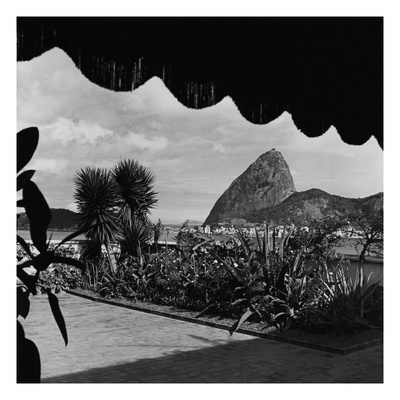 House & Garden - August 1947 Photographic Print by Luis Lemus